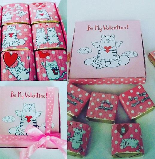 шокобокс на 14 февраля, шаблоны шокобокс, коробочка для конфет 14 февраля, шаблон конфеты любимому, шокобокс любимому