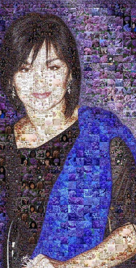 мозаика из фото, портрет из фотографий, фотомозаика, тайлмозайка, картина из фотографий, логотип из фотографий, портрет из фото