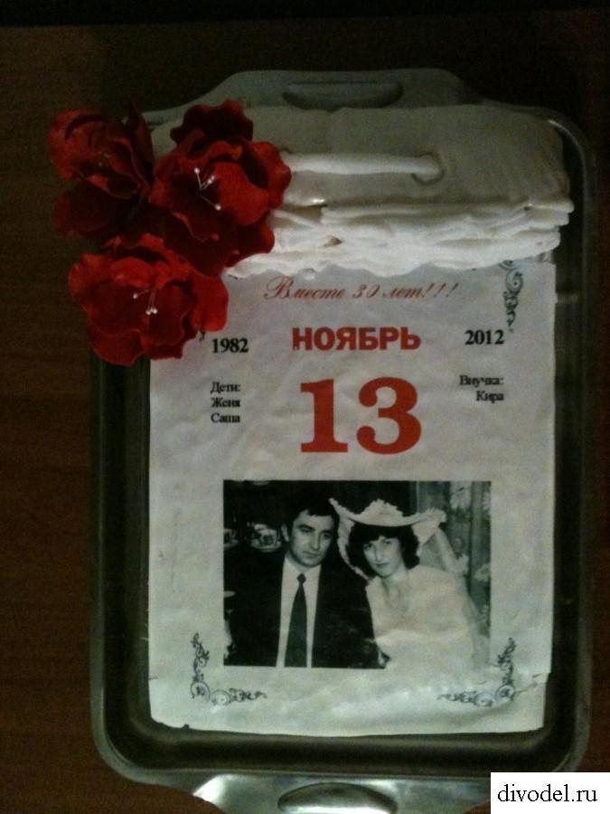 Подарок мужу на годовщину свадьбы 30 лет 54