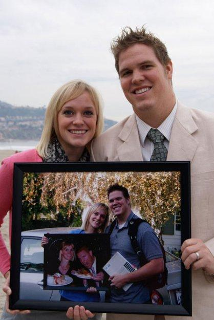 идея фотографии мужа и жены снимок в снимке
