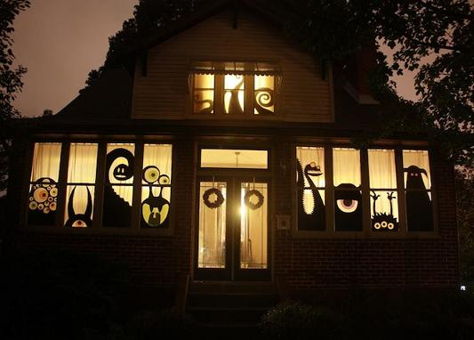идеи для праздника Хэллоуин