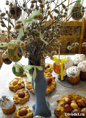 Идеи к пасхе своими руками: пасхальное дерево