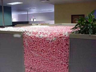 розыгрыш на 1 апреля в офисе: конфеты