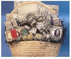 как дарить деньги на день рождения