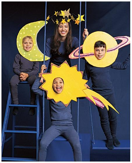 космический день рождения, космический день рождения: идеи