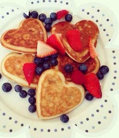 Как сделать своими руками романтический завтрак