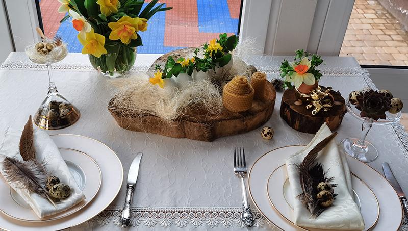 оформление пасхального стола, украшение пасхального стола, декор пасхального стола, на пасху декор, на пасху своими руками, пасхальный декор, оригинальная идея на пасху, простая идея на пасху