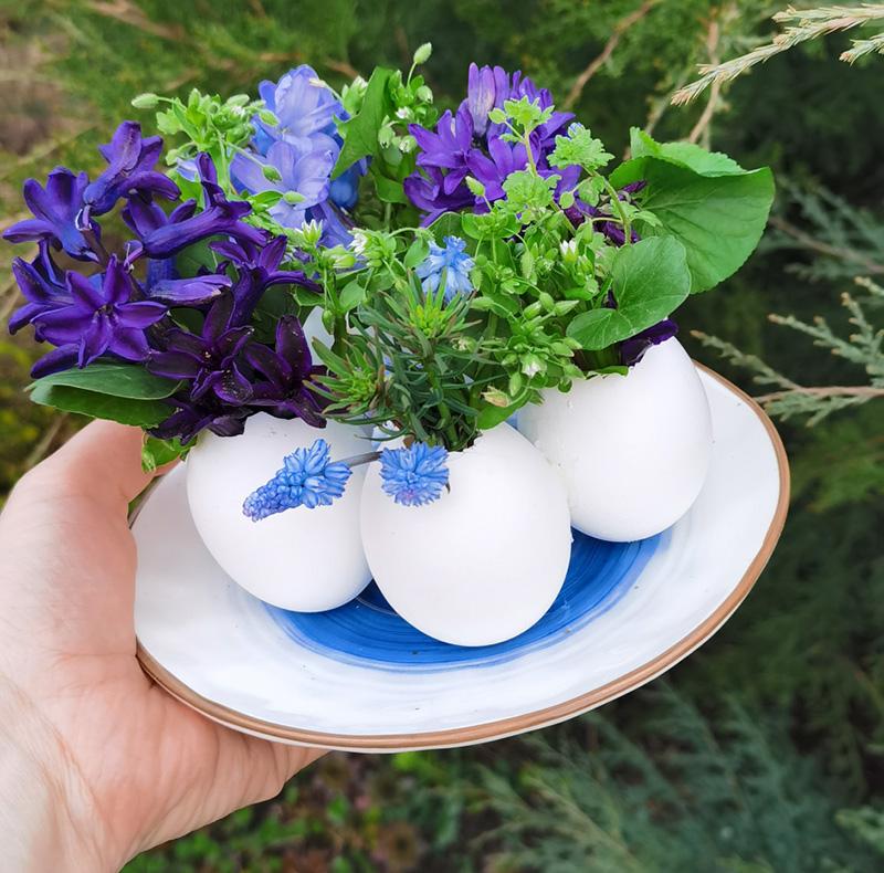 из яичной скорлупы оформление пасхального стола, украшение пасхального стола, декор пасхального стола, на пасху декор, на пасху своими руками, пасхальный декор, выдутые яйца, декор своими руками