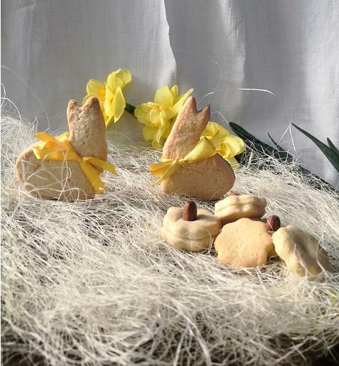 идеи на пасху, идеи к пасхе, оригинальные идеи на пасху, интересные идеи на пасху, декор на пасху, печенье пасхальное, печенье кролики