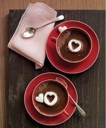 Завтрак для любимого: сердечко из мармелоу