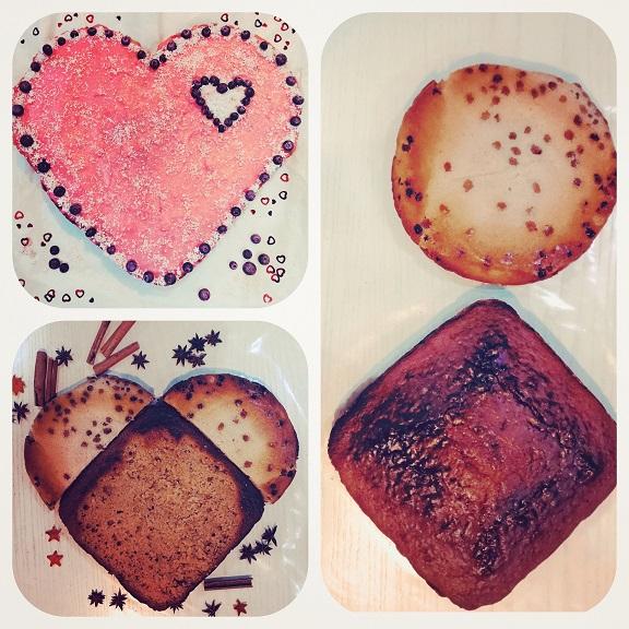 романтический завтрак, романтический завтрак на 14 февраля, завтрак на 14 февраля, завтрак для любимого, торго в форме сердца